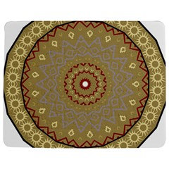 Mandala Art Ornament Pattern Jigsaw Puzzle Photo Stand (rectangular)