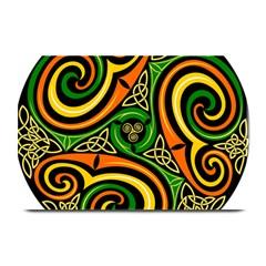 Celtic Celts Circle Color Colors Plate Mats