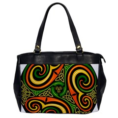 Celtic Celts Circle Color Colors Office Handbags