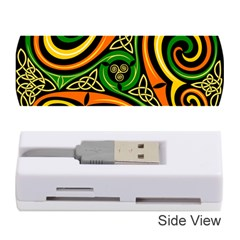 Celtic Celts Circle Color Colors Memory Card Reader (stick)
