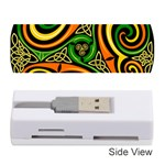 Celtic Celts Circle Color Colors Memory Card Reader (Stick)  Front