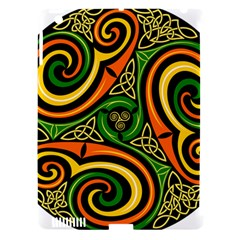 Celtic Celts Circle Color Colors Apple Ipad 3/4 Hardshell Case (compatible With Smart Cover)