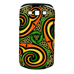 Celtic Celts Circle Color Colors Samsung Galaxy S Iii Classic Hardshell Case (pc+silicone)