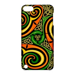 Celtic Celts Circle Color Colors Apple Ipod Touch 5 Hardshell Case With Stand