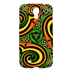 Celtic Celts Circle Color Colors Samsung Galaxy S4 I9500/i9505 Hardshell Case