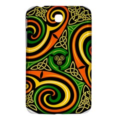 Celtic Celts Circle Color Colors Samsung Galaxy Tab 3 (7 ) P3200 Hardshell Case