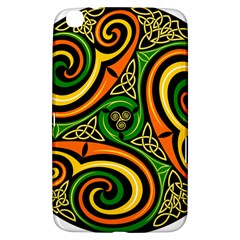 Celtic Celts Circle Color Colors Samsung Galaxy Tab 3 (8 ) T3100 Hardshell Case