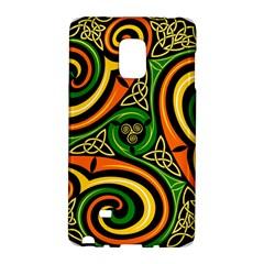 Celtic Celts Circle Color Colors Galaxy Note Edge