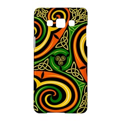 Celtic Celts Circle Color Colors Samsung Galaxy A5 Hardshell Case