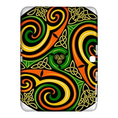 Celtic Celts Circle Color Colors Samsung Galaxy Tab 4 (10 1 ) Hardshell Case