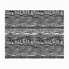 Ethno Seamless Pattern Small Glasses Cloth (2 Side)