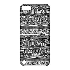Ethno Seamless Pattern Apple Ipod Touch 5 Hardshell Case With Stand