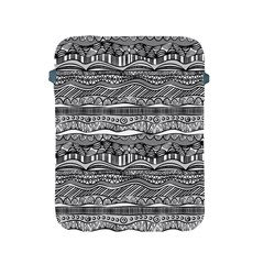 Ethno Seamless Pattern Apple Ipad 2/3/4 Protective Soft Cases