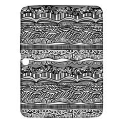 Ethno Seamless Pattern Samsung Galaxy Tab 3 (10 1 ) P5200 Hardshell Case