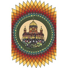 Building Mandala Palace 5 5  X 8 5  Notebooks