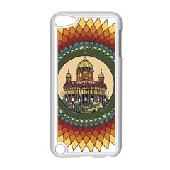 Building Mandala Palace Apple Ipod Touch 5 Case (white)