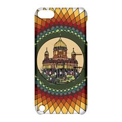 Building Mandala Palace Apple Ipod Touch 5 Hardshell Case With Stand