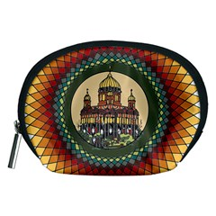 Building Mandala Palace Accessory Pouches (medium)