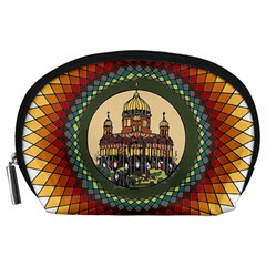 Building Mandala Palace Accessory Pouches (large)