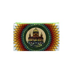 Building Mandala Palace Cosmetic Bag (xs)