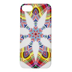 Colorful Chromatic Psychedelic Apple Iphone 5s/ Se Hardshell Case