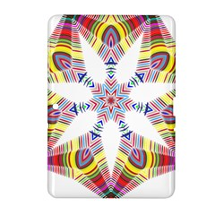 Colorful Chromatic Psychedelic Samsung Galaxy Tab 2 (10 1 ) P5100 Hardshell Case