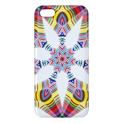 Colorful Chromatic Psychedelic Iphone 5s/ Se Premium Hardshell Case