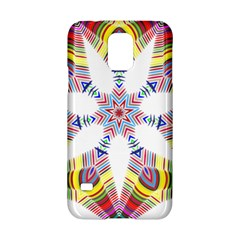 Colorful Chromatic Psychedelic Samsung Galaxy S5 Hardshell Case