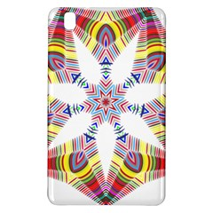 Colorful Chromatic Psychedelic Samsung Galaxy Tab Pro 8 4 Hardshell Case