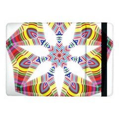 Colorful Chromatic Psychedelic Samsung Galaxy Tab Pro 10 1  Flip Case