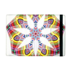Colorful Chromatic Psychedelic Ipad Mini 2 Flip Cases