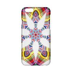Colorful Chromatic Psychedelic Apple Iphone 6/6s Hardshell Case