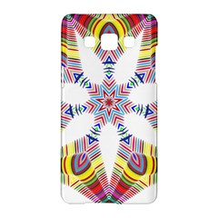 Colorful Chromatic Psychedelic Samsung Galaxy A5 Hardshell Case