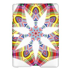 Colorful Chromatic Psychedelic Samsung Galaxy Tab S (10 5 ) Hardshell Case