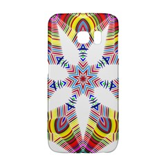 Colorful Chromatic Psychedelic Galaxy S6 Edge