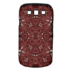 Majestic Pattern B Samsung Galaxy S Iii Classic Hardshell Case (pc+silicone)