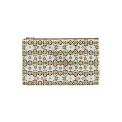 Multicolor Graphic Pattern Cosmetic Bag (small)