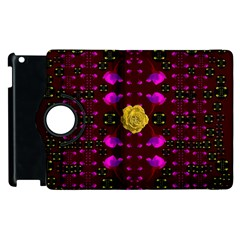Roses In The Air For Happy Feelings Apple Ipad 3/4 Flip 360 Case