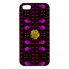Roses In The Air For Happy Feelings Iphone 5s/ Se Premium Hardshell Case