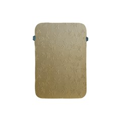 Gold Floral Royal Pattern  Apple Ipad Mini Protective Soft Cases