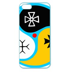 Assianism Symbol Apple Seamless Iphone 5 Case (color)