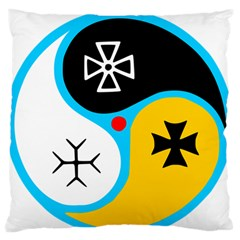 Assianism Symbol Standard Flano Cushion Case (two Sides)
