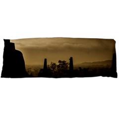 Borobudur Temple Indonesia Body Pillow Case Dakimakura (two Sides)