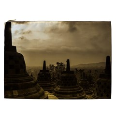 Borobudur Temple Indonesia Cosmetic Bag (xxl)