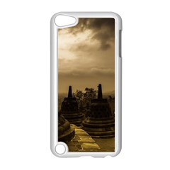 Borobudur Temple Indonesia Apple Ipod Touch 5 Case (white)
