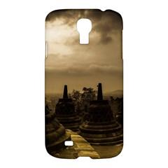 Borobudur Temple Indonesia Samsung Galaxy S4 I9500/i9505 Hardshell Case