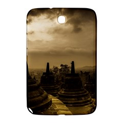 Borobudur Temple Indonesia Samsung Galaxy Note 8 0 N5100 Hardshell Case