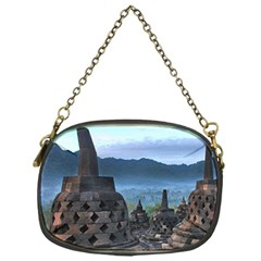 Borobudur Temple  Morning Serenade Chain Purses (one Side)