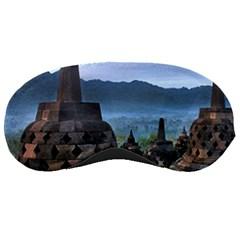 Borobudur Temple  Morning Serenade Sleeping Masks