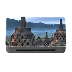 Borobudur Temple  Morning Serenade Memory Card Reader With Cf